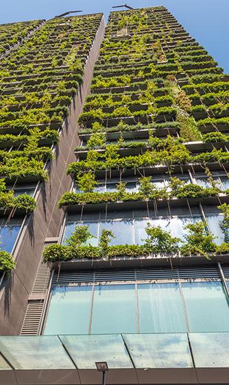 Constructions ecolos et pensees pour l environnement